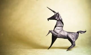 Photo by Gonzalo Follow Origami Unicorn - Román Díaz