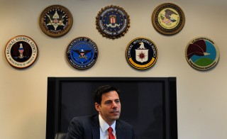 WASHINGTON, DC- APRIL 25: John Carlin is the new head of the National Security Division at the Dept. of Justice. (Photo by Michael S. Williamson/The Washington Post via Getty Images)