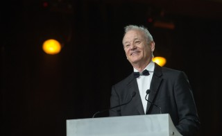 MARRAKECH, MOROCCO - DECEMBER 04:  Bill Murray attends the Tribute To Bill Murray during the 15th Marrakech International Film Festival on December 4, 2015 in Marrakech, Morocco.  (Photo by Dominique Charriau/Wireimage)