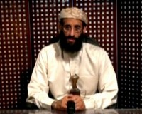 Anwar al-Awlaki, a U.S.-born cleric linked to al Qaeda's Yemen-based wing, gives a religious lecture in an unknown location in this still image taken from video released by Intelwire.com on September 30, 2011. Anwar al-Awlaki has been killed, Yemen's Defence Ministry said on Friday. A Yemeni security official said Awlaki, who is of Yemeni descent, was hit in a Friday morning air raid in the northern al-Jawf province that borders oil giant Saudi Arabia. REUTERS/Intelwire.com (OBITUARY CIVIL UNREST POLITICS) FOR EDITORIAL USE ONLY. NOT FOR SALE FOR MARKETING OR ADVERTISING CAMPAIGNS. MANDATORY CREDIT - RTR2S19P