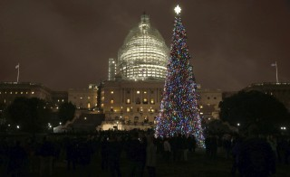 The U.S. Capitol. Photo by Joshua Roberts/Reuters