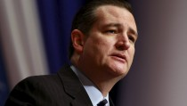 Sen. Ted Cruz called the prisoner swap another sign of Obama's weakness on the world stage. Photo by Yuri Gripas/Reuters