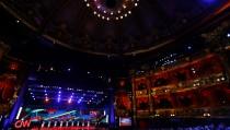 Photo of CNN's December debate by Mike Blake/Reuters