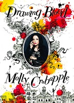 """Drawing Blood,"" Molly Crabapple book cover"