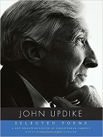 """John Updike: Selected Poems,"" edited by Christopher Carduff book cover"
