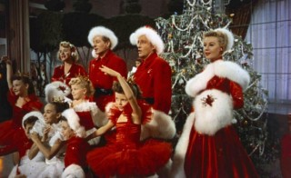 "Academy Award for Best Original Song in 1942 for the film, ""White Christmas"" The title song is sung by Bing Crosby, Danny Kaye and Rosemary Clooney. (Photo by: Universal History Archive/UIG via Getty images)"