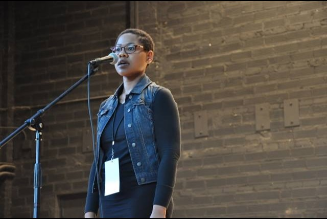 Poetry is protest for poet sasha banks pbs newshour
