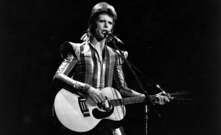 Ziggy plays guitar. Photo by Getty Images