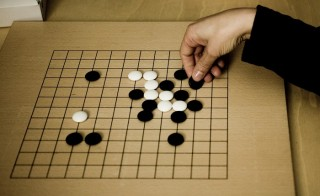Go is considered the most complicated game in human history. Now, Google has built an artificial intelligence program that beat a professional player.  Photo by Stewart Bremner/via Getty Images
