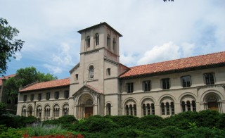 Bosworth Hall on the Oberlin College campus. Photo by By Daderot/Wikimedia Commons)