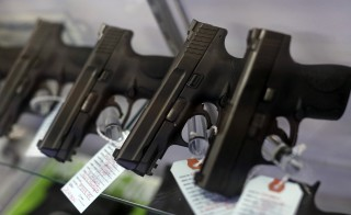 A new study in the journal Lancet outlines three laws that could cut gun-related deaths. Photo By Jim Young/Reuters