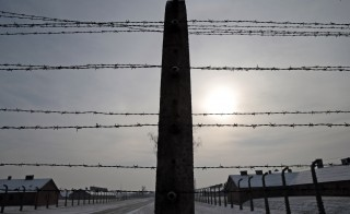 Today is International Holocaust Remembrance Day which commemorates the anniversary of the liberation of the Auschwitz death camp in 1945. Photo by Kacper Pempel/Reuters