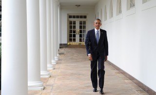 File photo of President Barack Obama by Mary F. Calvert/Reuters