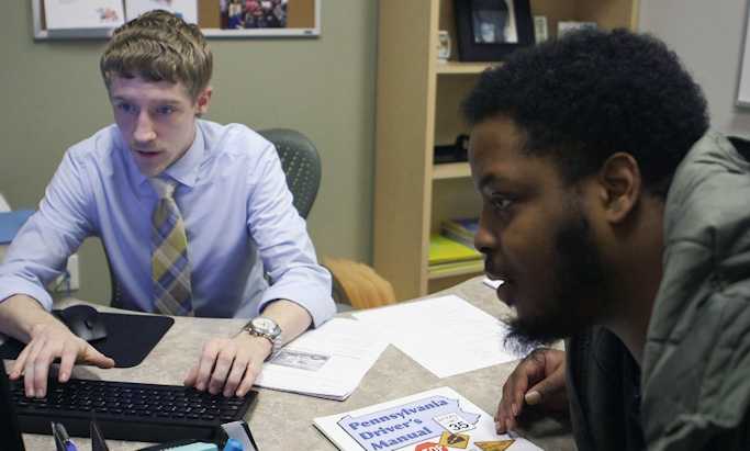 Justin Quast and Lafayette Goode discuss what should be included in a resume.