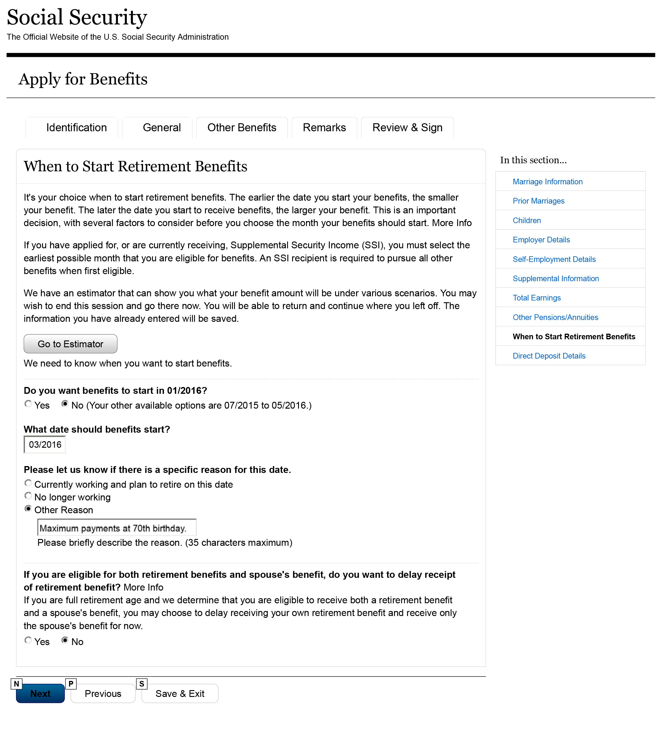 The social security pitfall we just learned about pbs newshour social security online application social security online application altavistaventures Images