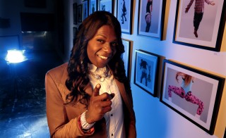 Big Freedia latest single, 'I Heard,' is a ode to her fans. Like her appearance in Beyonce's Formation song and video, she puts the focus on her hometown of New Orleans. Photo by Mark Boster/ Getty Images