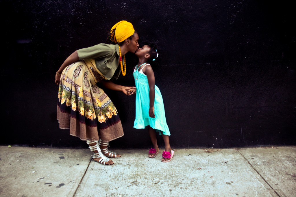 """Photo from the series """"The Power of Melanin."""" Photo by Brittsense"""