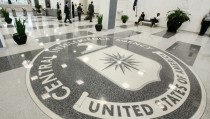The lobby of the CIA Headquarters Building in McLean, Virginia, August 14, 2008.      REUTERS/Larry Downing      (UNITED STATES) - RTR2146J