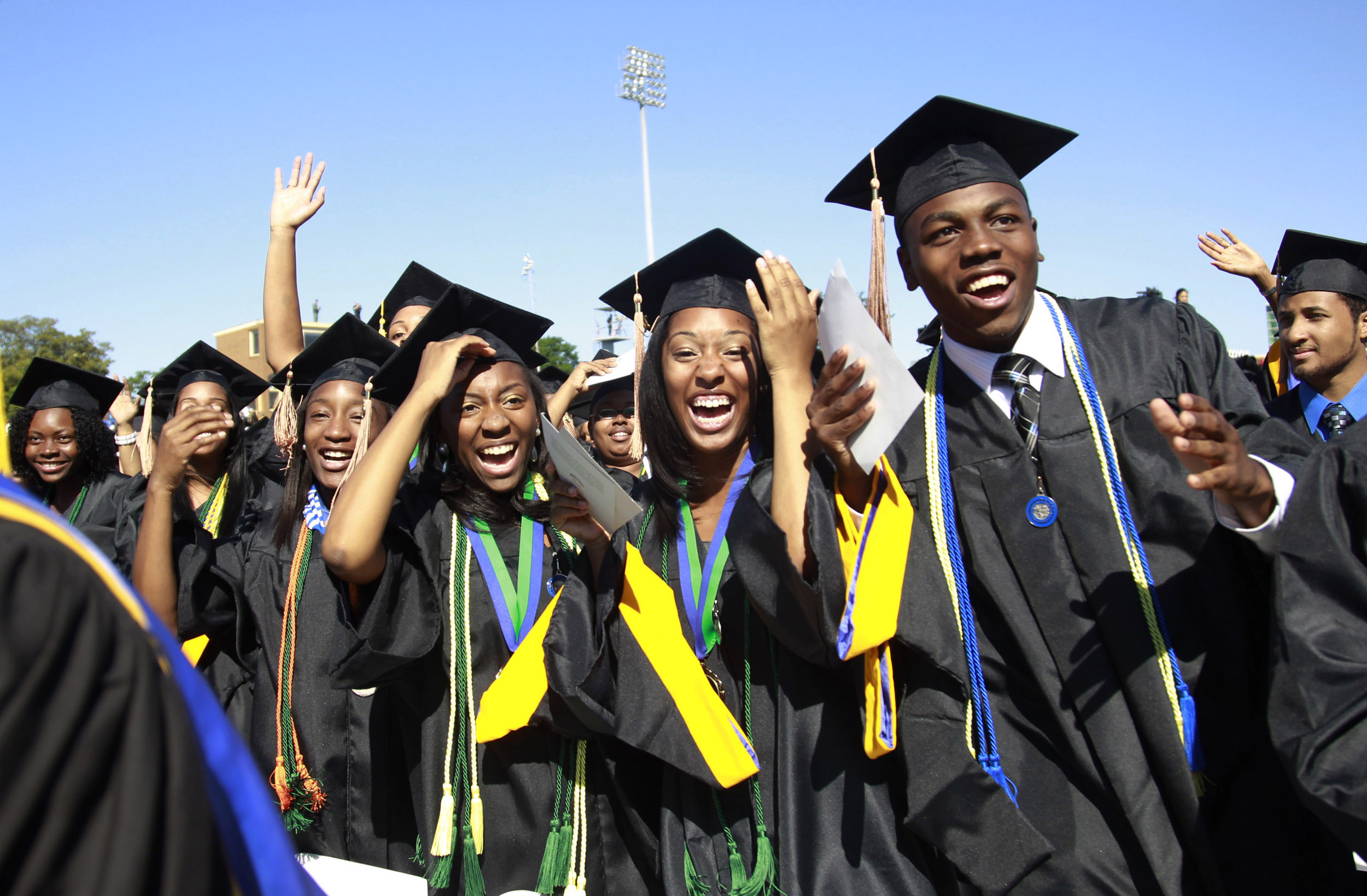 African-Americans over-represented among low-paying college majors ...
