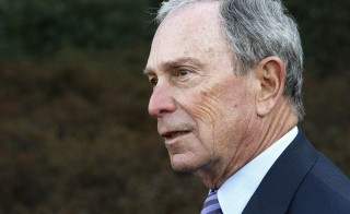 File photo of former New York City Mayor Michael Bloomberg by Jonathan Ernst/Reuters