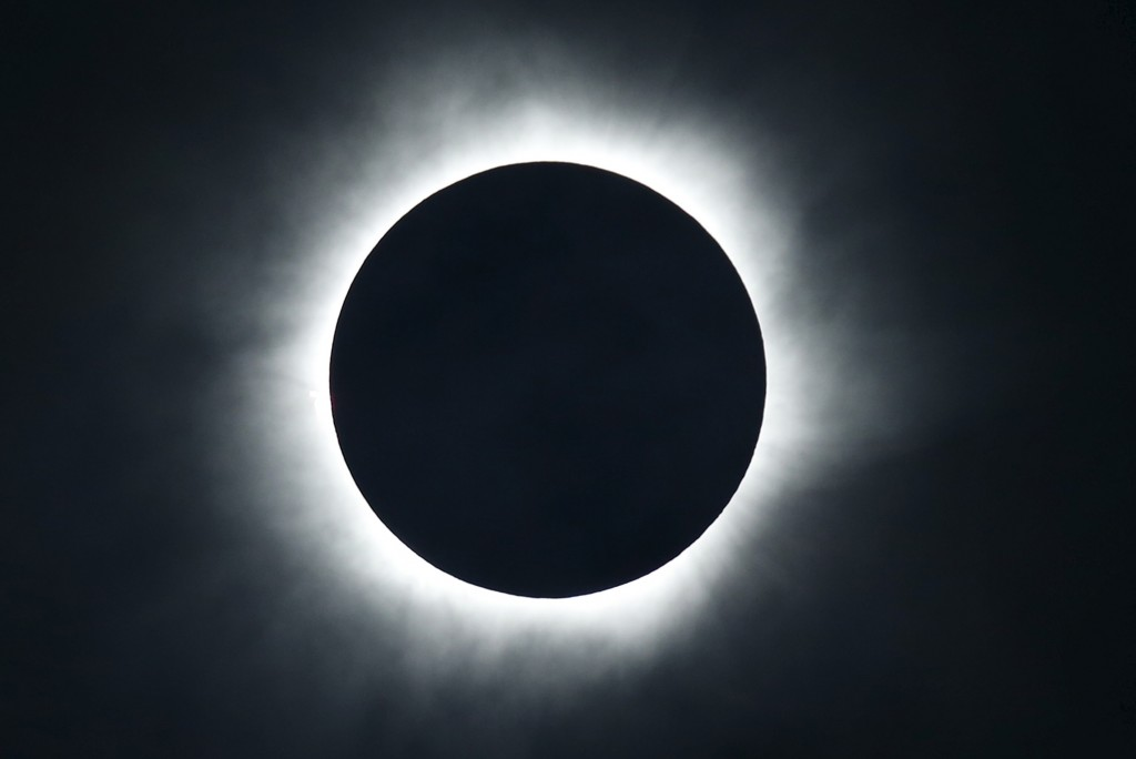 Rare, spectacular solar eclipse sweeps across Southeast Asia