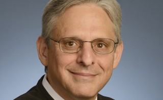 Chief Judge Merrick Garland of the U.S. Court of Appeals for the D.C. Circuit is seen in an undated handout picture. Photo by U.S. Court of Appeals/Handout via Reuters