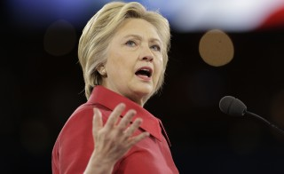 File photo of Democratic U.S. presidential candidate Hillary Clinton. Photo by Joshua Roberts/Reuters