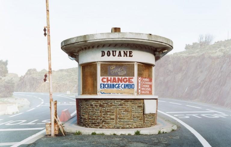 Spain-France, Cap Cerbère, 2005. Photo by Josef Schulz
