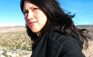 Poet Vanessa Angelica Villarreal. Photo courtesy of Villarreal