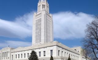 Nebraska State Capitol. Photo via Getty Images