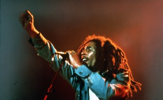A new Bob Marley filter featuring darkened skin and dreadlocks has many accusing the social app Snapchat of promoting blackface. Photo by Michael Ochs Archives/Getty