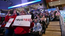 Party activists at the North Dakota state GOP convention this weekend in Fargo. Photo by Daniel Bush