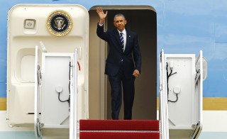 President Barack Obama sets out this week on his first in a series of international farewell tours. Photo by Jonathan Ernst/Reuters