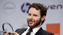 Founders Fund Managing Partner Sean Parker attends the eG8 forum in Paris in this May 25, 2011 file photo. A $250 million grant from Silicon Valley billionaire Parker, announced on April 13, 2016, aims to speed development of more effective cancer treatments by fostering collaboration among leading researchers in the field.  REUTERS/Gonzalo Fuentes/Files - RTX29OXM