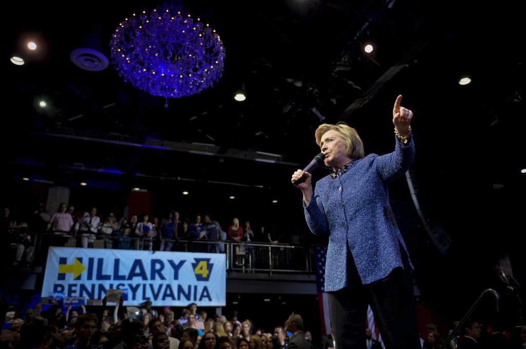 Hillary Clinton or Donald Trump for President?
