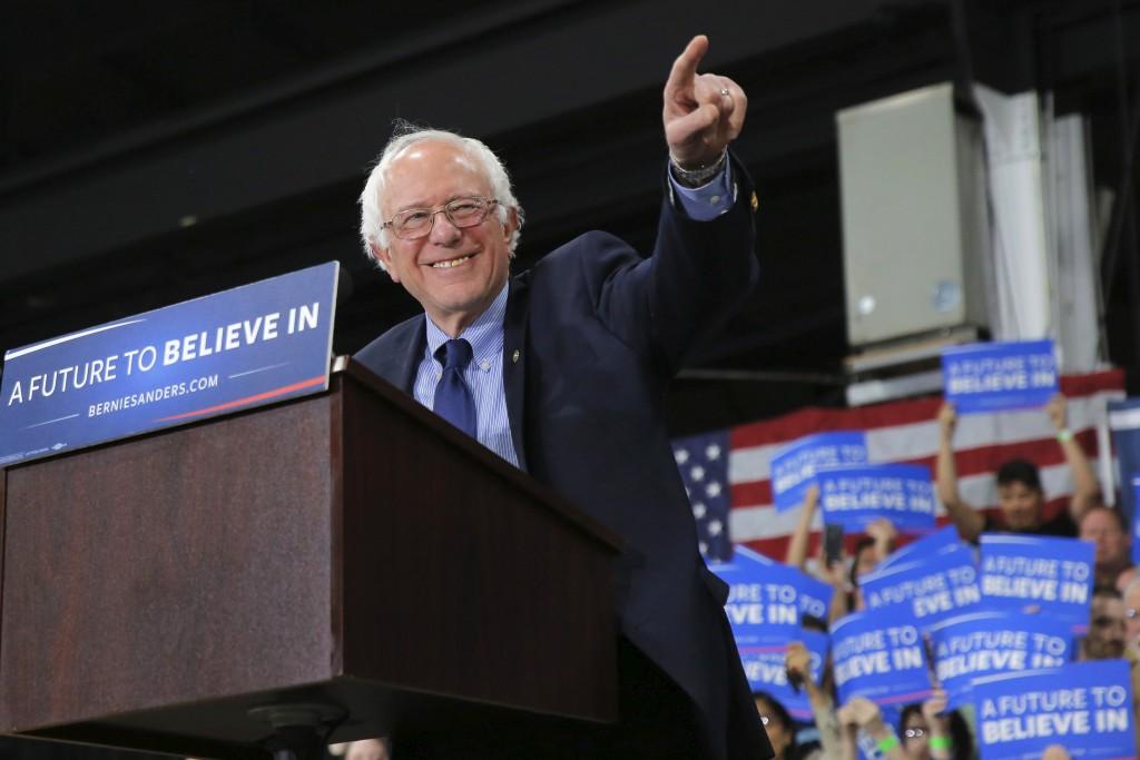 Trump leads in Indiana, Sanders, Clinton in statistical tie