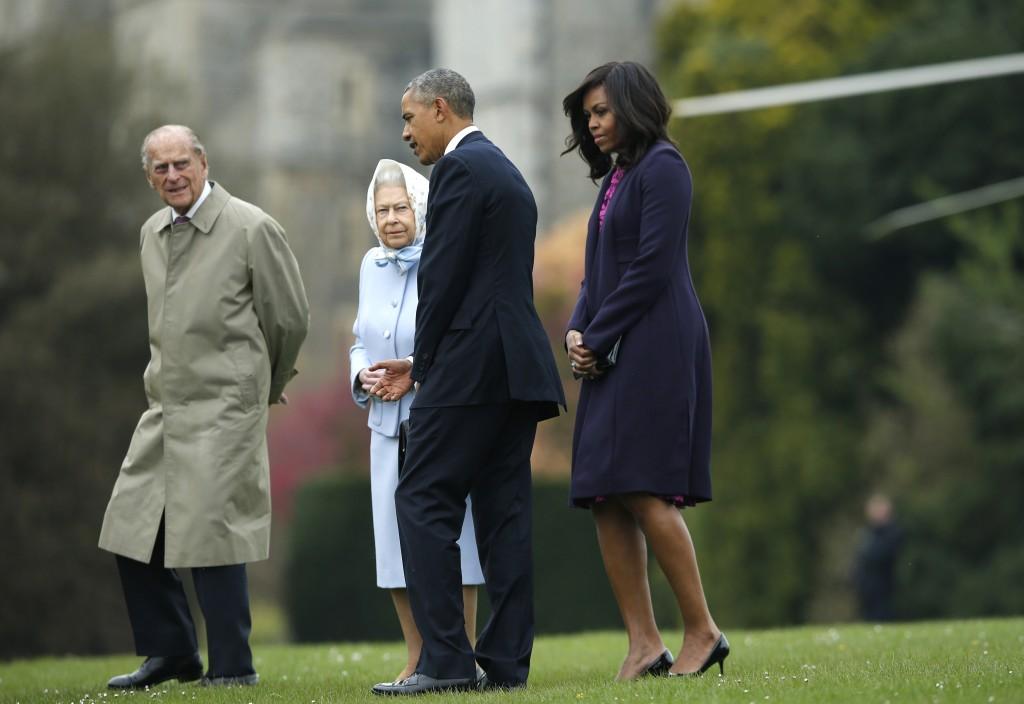 President Obama Glad He Met 'Adorable' Prince George