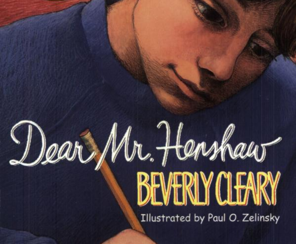 Dear Mr. Henshaw Beverly Cleary