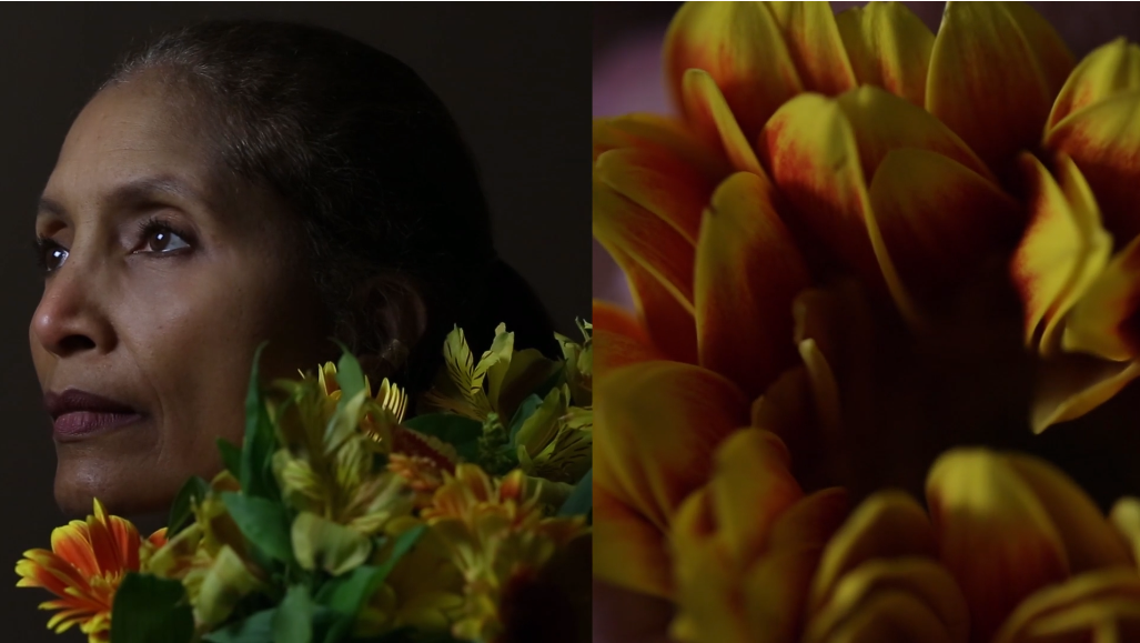 "A frame from ""Portrait of My Mother,"" a video project by Sophia Allison. Image courtesy of Sophia Allison"