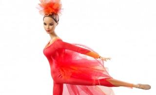 Mattel unveiled the Misty Copeland Barbie Doll Monday.