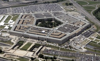 File photo of the Pentagon building in Washington, D.C., by Jason Reed/Reuters