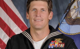 U.S. Navy file photo of Special Warfare Operator 1st Class Charles Keating IV, 31, of San Diego. Photo provided by U.S. Navy