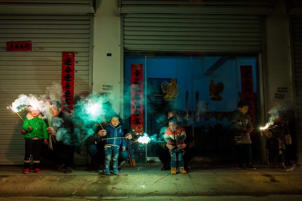 Photos Millions Celebrate Chinese New Year Year Of The