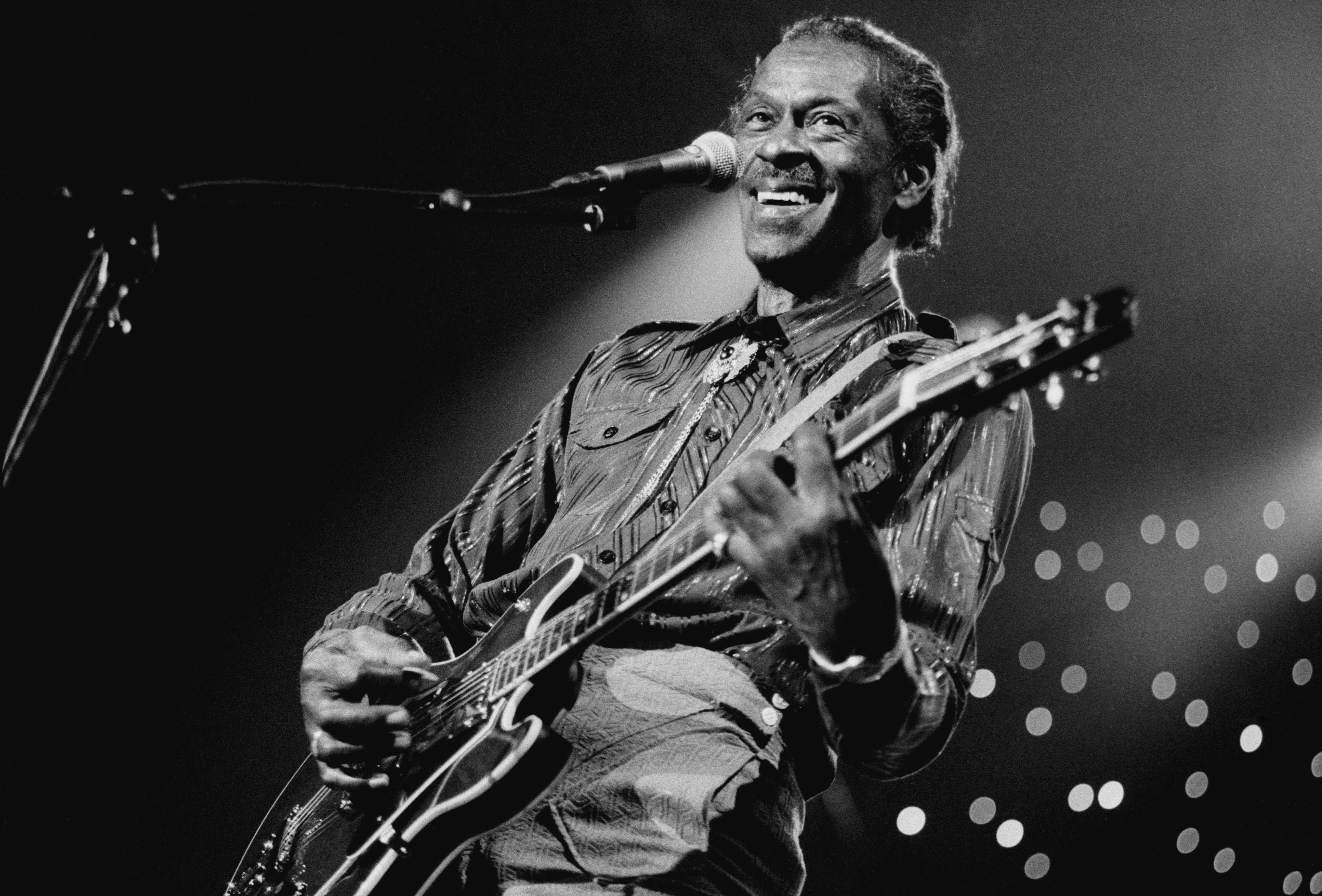 Without Chuck Berry, these 10 famous rock songs would not