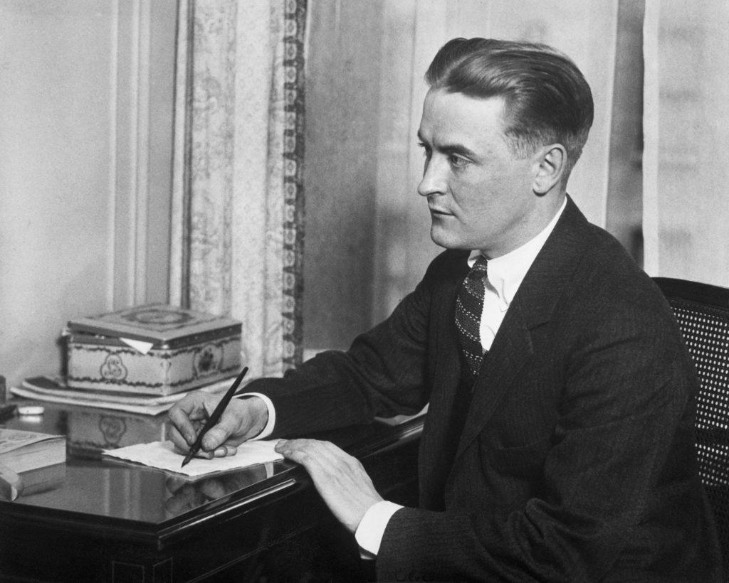 F. Scott Fitzgerald's life was a study in destructive alcoholism   PBS  NewsHour