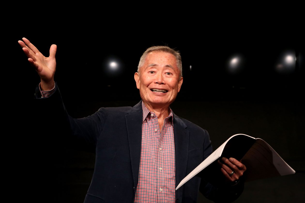 I am an American' — George Takei on a lifetime of defying