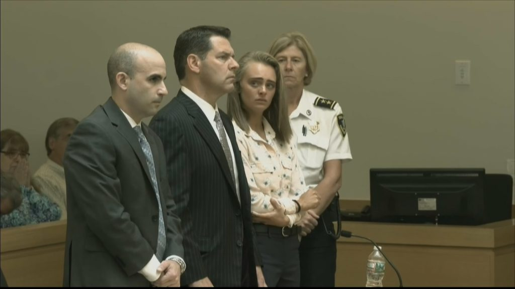 Michelle Carter was found guilty of involuntary manslaughter today, convicted for urging her boyfriend to commit suicide over a series of text messages.