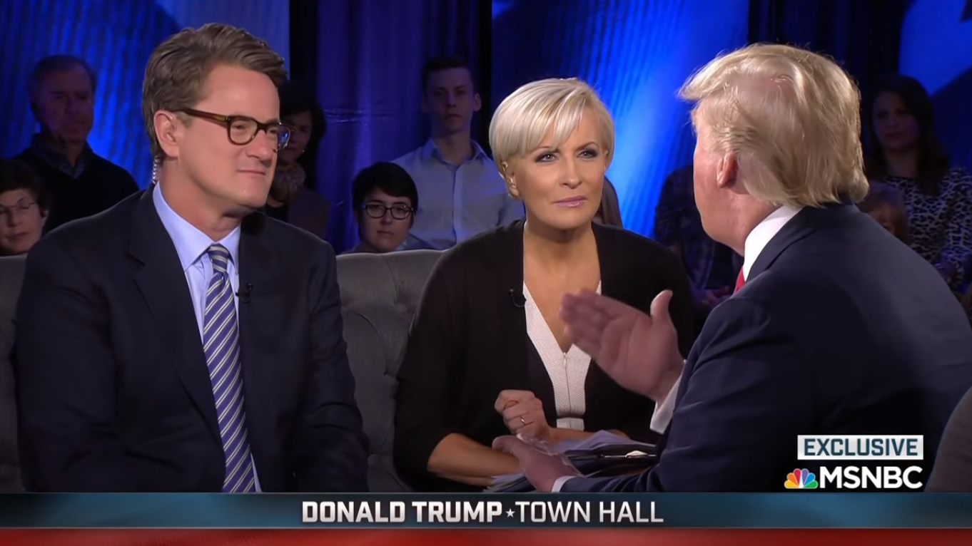After Crude Tweet About Tv Host Mika Brzezinski Trump Faces Backlash From Lawmakers Pbs Newshour