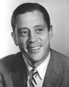 Ben Bradlee oversaw the publication of 400 stories about the Watergate scandal subsequently bringing down the Nixon Presidency. Photo courtesy of The Washington Post