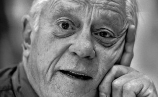 Ben Bradlee was executive editor of The Washington Post from 1968–1991. He died _______ at the age of 93. Photo courtesy of The Washington Post